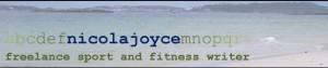 nicola joyce copywriter