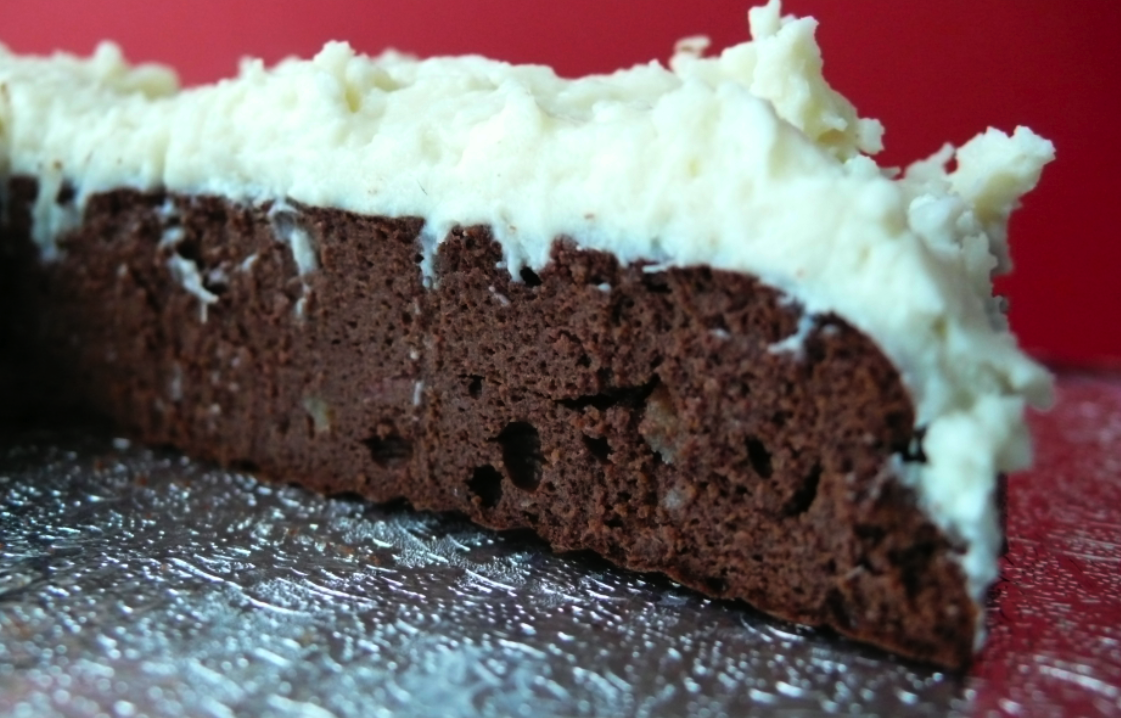 Guest post: Anna from Protein Pow(d)er with a chocolate cake
