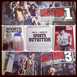 muscle and fitness books nicola joyce writer