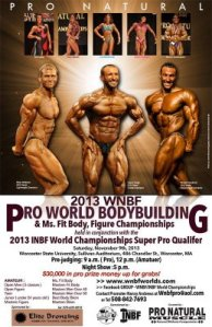 nicola joyce inbf world champion