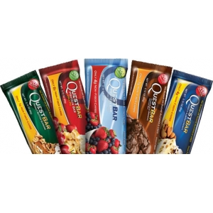 quest bar free delivery uk