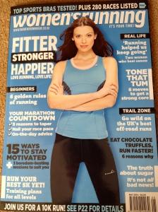 nicola joyce running magazine