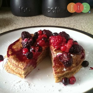 fitcetera pancake day recipe