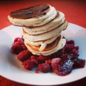 ben tormey pancakes recipe