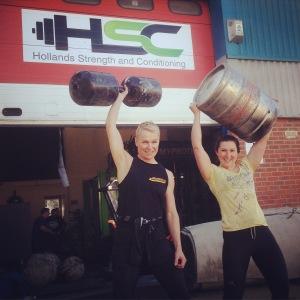 strongman training bodybuilding