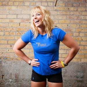 Jen Sinkler women in fitness industry