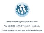 the fit writer blog nicola joyce 6 yearsbirthday