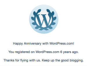 the fit writer blog nicola joyce 6 years birthday