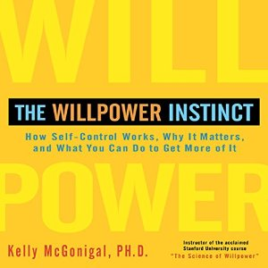 willpower instinct mcgonigal blog review