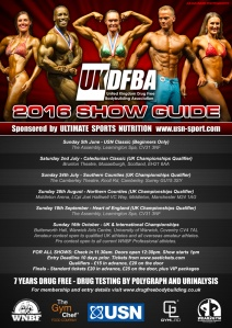 ukdfba bodybuilding uk 2016