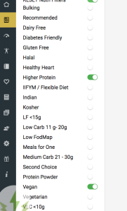 Vegan food prep with help from fitproclientrecipes the fit look how easy it is to select food by diet type food type meal type or anything else a pt client might want to know i narrowed it down to vegan recipes forumfinder Choice Image